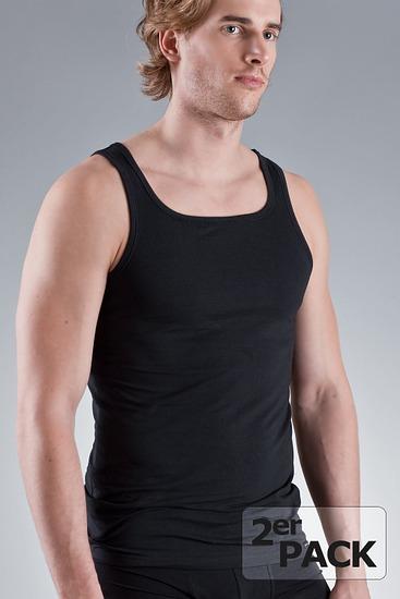 Abbildung zu Achselshirt, 2er-Pack (2245811P) der Marke Jockey aus der Serie Modern Stretch - Mehrpack