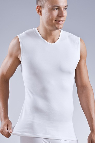 Abbildung zu Muskel-Shirt (42637) der Marke Mey aus der Serie Software