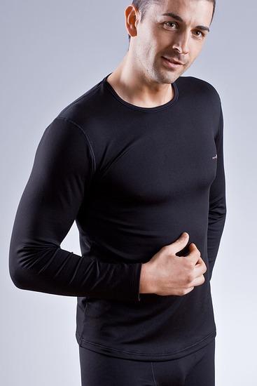 Abbildung zu Shirt, langarm (49204) der Marke Mey aus der Serie Inside Comfort