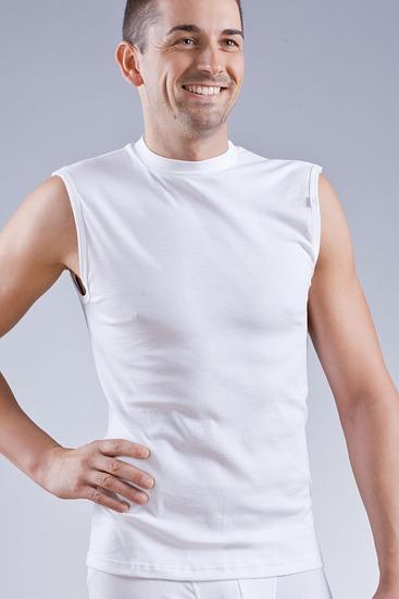 Abbildung zu Muskel-Shirt (50437) der Marke Mey Herrenwäsche aus der Serie Noblesse