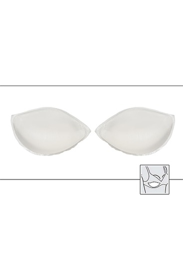 Abbildung zu Silikoneinlagen, Banane (MPA39010) der Marke Miss Perfect aus der Serie Silikoneinlagen