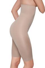 Miss Perfect Hohe Hose mit Bein, Beige, ArtikelNr 36821