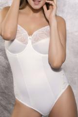 Ulla Body mit Bügel, Weiß, ArtikelNr 2573