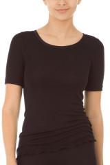 Calida Shirt kurzarm, Schwarz, ArtikelNr 14535
