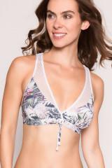 Watercult Bügel-Bikini-Oberteil, Mehrfarbig, ArtikelNr 7111011