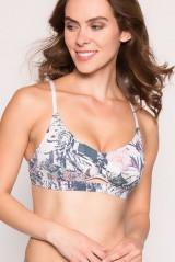 Watercult Bikini-Oberteil, Cut-Out, Mehrfarbig, ArtikelNr 7092011