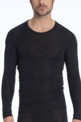 Calida Shirt langarm, Grau, ArtikelNr 15060