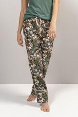 ESSENZA Dine Verano Trousers Long, Grün, ArtikelNr 401262-309