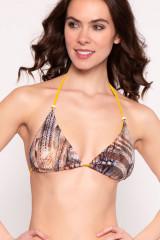 Doro Di Lauro Bikini-Oberteil Pure Grace, Mehrfarbig, ArtikelNr BI-1100
