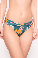 Watercult Twisted Bikini-Slip, Mehrfarbig, ArtikelNr 279060