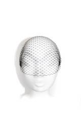 Mondin NET MASK - Netz-Maske, Schwarz, ArtikelNr m007