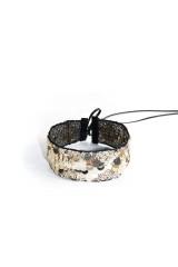 Mondin GOLDEN GLITTER - Halsband, Gold, ArtikelNr m012