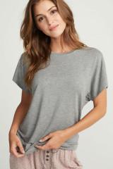 Jockey T-Shirt, Grau, ArtikelNr 850011H