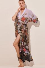 ESSENZA Jula Annelinde Kimono, Mehrfarbig, ArtikelNr 401515-321