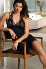 Lise Charmel Nachthemd Sexy, Schwarz, ArtikelNr ALG1235