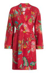Pip Studio Ninny Jambo Flower Kimono, Rot, ArtikelNr 51510067-071