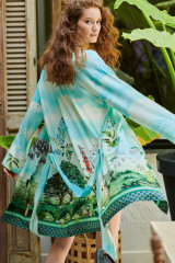 Pip Studio Niah High in the Sky Kimono, Mehrfarbig, ArtikelNr 51510055-058