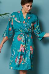 Pip Studio Naomi Jambo Flower Kimono, Grün, ArtikelNr 51510031-034