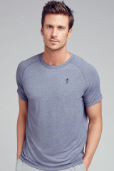 Jockey T-Shirt, Blau, ArtikelNr 500708H