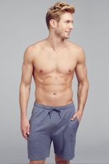 Jockey Shorts Knit, Blau, ArtikelNr 500768H