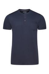 Jockey T-Shirt, Blau, ArtikelNr 500713H