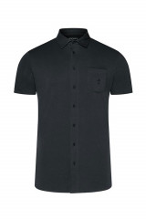 Jockey Jersey Shirt kurzarm, Schwarz, ArtikelNr 800101