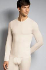 Rieker Shirt langarm, Elfenbein, ArtikelNr 114490