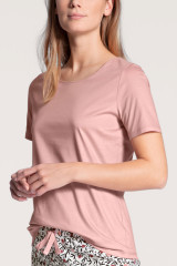 Calida Shirt kurzarm, Rosa, ArtikelNr 14038