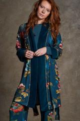 Pip Studio Nisha Poppy Stitch Kimono, Mehrfarbig, ArtikelNr 51510103-106