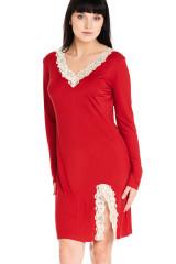 Gattina Nachthemd, langarm, Mehrfarbig, ArtikelNr 390343