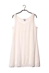 Gattina Nachthemd, breite Träger, Elfenbein, ArtikelNr 390313