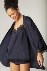 Simone Perele Kimono, Blau, ArtikelNr 23H980