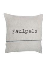 David Fussenegger Kissenhülle VERONA Faulpelz filz, Grau, ArtikelNr 77829055