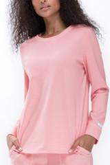 Mey Damenwäsche Shirt langarm, Rosa, ArtikelNr 16897