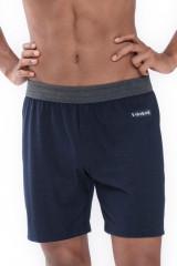 Mey Herrenwäsche Short Pants, Blau, ArtikelNr 66650