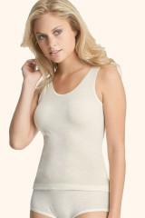 Sangora Achselhemd, Weiß, ArtikelNr s7960801
