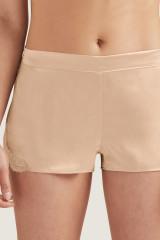 Aubade Shorts uni, Gold, ArtikelNr QS61