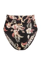 Watercult High-Waist Bikini-Slip, Mehrfarbig, ArtikelNr 610157