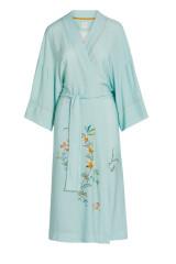 Pip Studio Noelle Grand Fleur Kimono, Blau, ArtikelNr 51510169-172