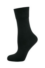 Elbeo Bio Baumwolle Sensitive Socken, Schwarz, ArtikelNr 951301