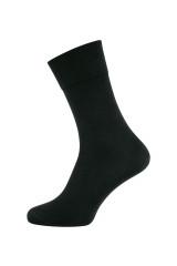 Elbeo Bio Baumwolle Sensitive Socken, Schwarz, ArtikelNr 951901