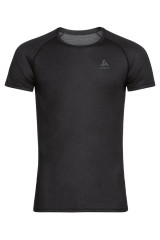 Odlo Shirt kurzarm, light Eco, Schwarz, ArtikelNr 141162