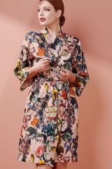 ESSENZA Sarai Famke Kimono, Mehrfarbig, ArtikelNr 401665-367