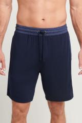 Jockey Bermudas Knit, Blau, ArtikelNr 500784H