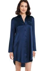 Gattina Boyfriend Sleepshirt, Blau, ArtikelNr 381453