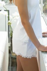Lise Charmel Short Lingerie, Weiß, ArtikelNr ALG0199