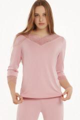 Lisca Pyjama-Top, 3/4-