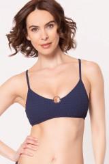 Watercult Bralette-Bikini-Oberteil, Blau, ArtikelNr 7101155
