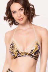 Watercult Triangel-Bikini-Oberteil, Mehrfarbig, ArtikelNr 7444150