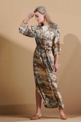 ESSENZA Jula Carice Kimono, Mehrfarbig, ArtikelNr 401720-367